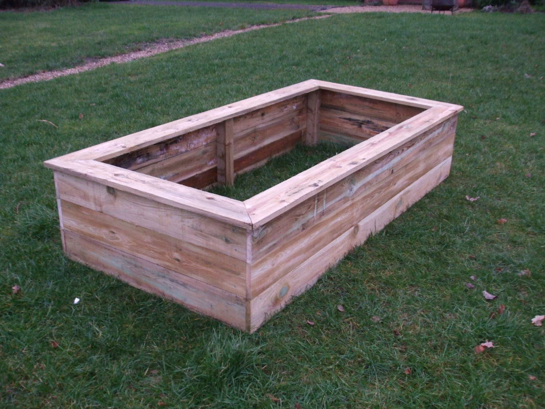 The Raised Bed And Pond Company Heavy Duty Raised Beds